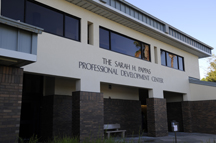 The Sarah H. Pappas Professional Development Center