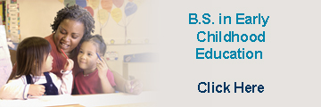 B.S. in Early Childhood Education