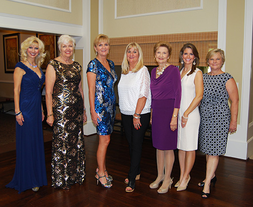 Palm-Aire Women's Club Fashion Show