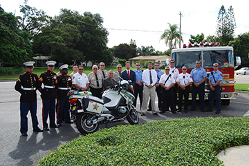 SCF Bradenton 9/11 commemoration