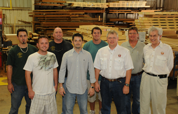 Teak Decking Systems employees