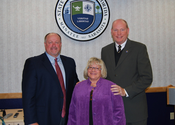Margery Robertson Named 2010 Outstanding Faculty Member