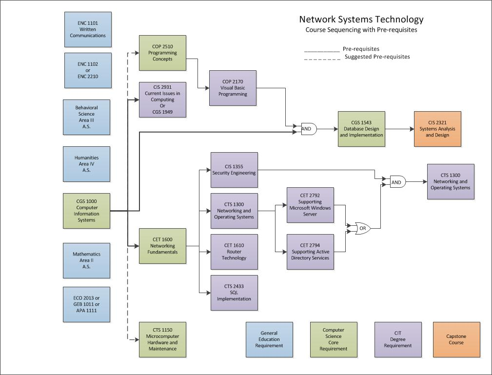 Network Program Sequence