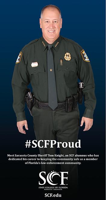 Sarasota County Sheriff Knight