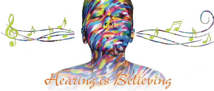 Hearing Is Believing Logo