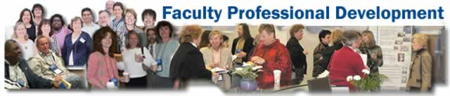 Faculty Professional Development