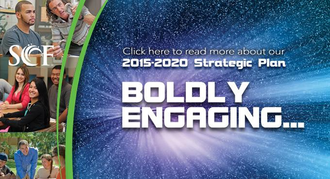2016-2020 Strategic Plan - Boldly Engaging...