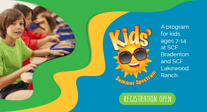 Kids' Summer Spectrum