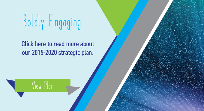 2015-2020 Strategic Plan - Boldly Engaging...