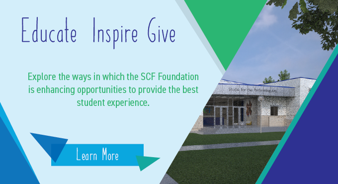 Educate Inspire Give - SCF Foundation