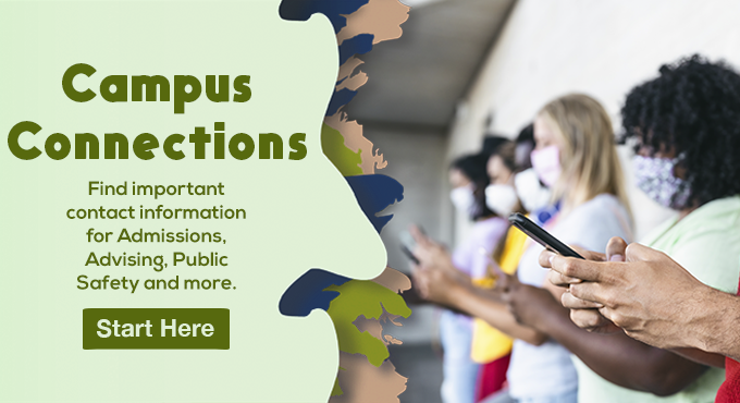 Campus Connections - Start Here