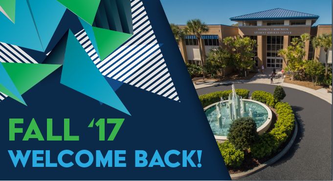 Fall 2017 Welcome Back