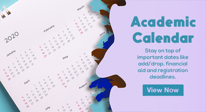 Academic Calendar - View Now