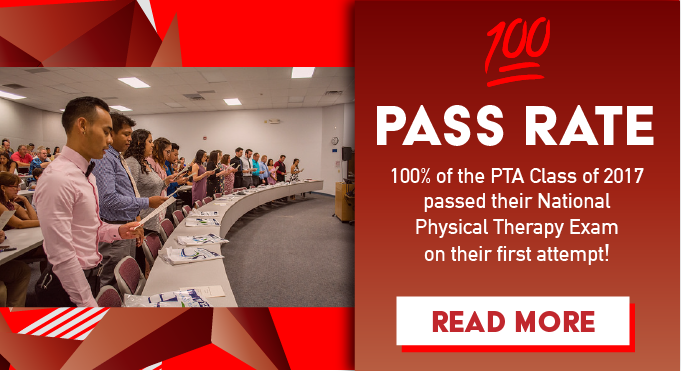 SCF 2017 PTA 100 Percent Pass Rate