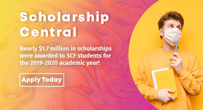 Scholarship Central - Apply Today
