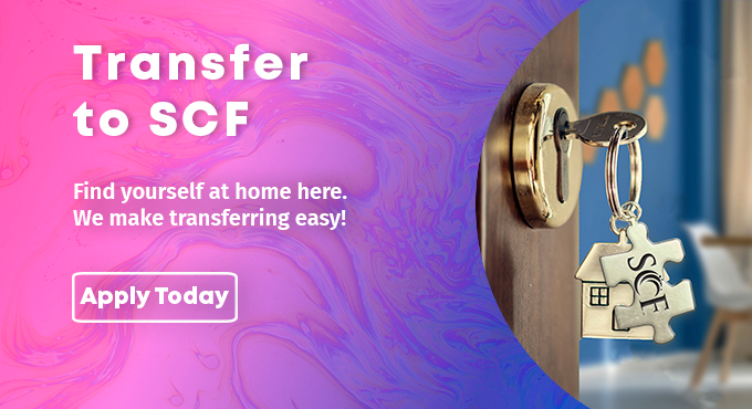 Find yourself at home here. We make transferring easy!